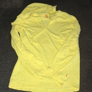 Lucy Hooded Long Sleeve Size Large